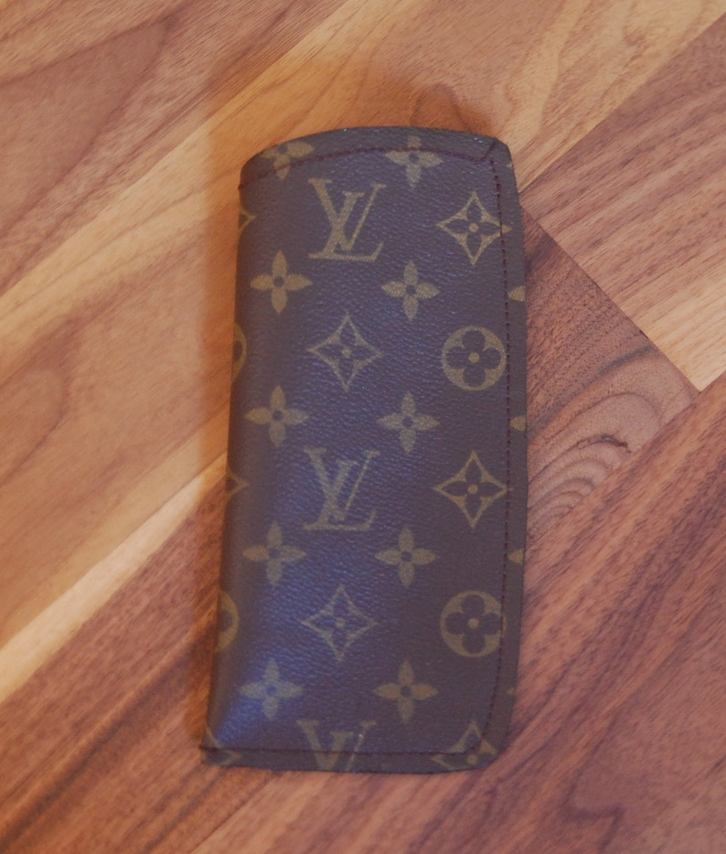 cb2285b54f06 Authentic Upcycled Monogram Canvas Louis Vuitton Canvas