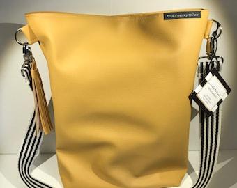 ddc9106b763f3 Tasche Elke  NEU  in gelb