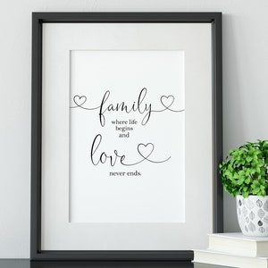 Love Art Printable Art Live Smart Instant Download Quotes Gallery Wall Art Extraordinary Ordinary Life Poster