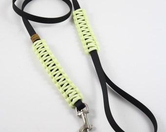 "Cityline ""Glow in the Dark"" dog leash"
