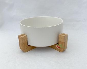 Food bowl blanco / ceramic bowl blanco