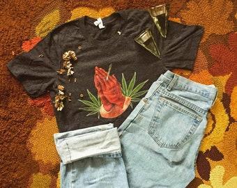 Thank Mary - Short-Sleeve Unisex T-Shirt