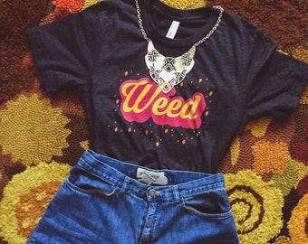 Weed - Short-Sleeve Women's T-Shirt