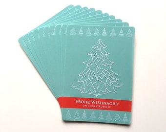 10 Retro Christmas Cards