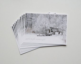 Winter Cards (10 pieces)