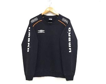 11a66b6bc3 UMBRO Sweatshirt CrewNeck Long Sleeve Jumper / Medium Size