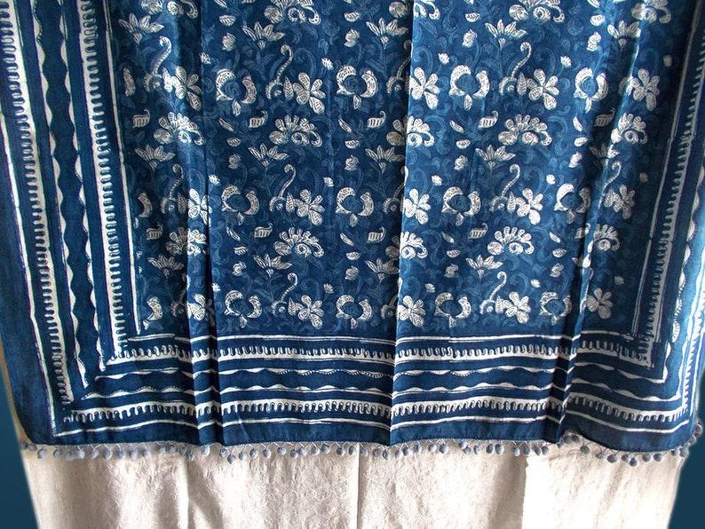 591ddc086ce95 cotton sarong bikini pario cover up Duptta Long Neck Scarf Women Beach Wear  hand block print Indian Skirt Wrap Bath Sheer Vintage Creepstole