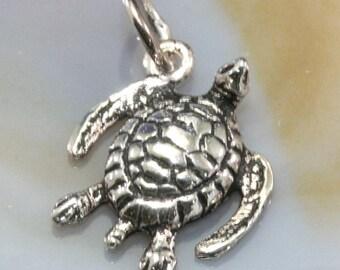 Jewelry & Watches Meer Ozean Leben Sterlingsilber Schildkröte Krabbe Delphin Armreif Armband