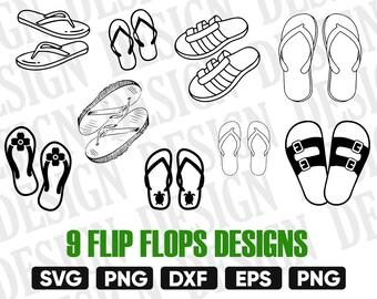 7e97df17942ff Flip flop svg