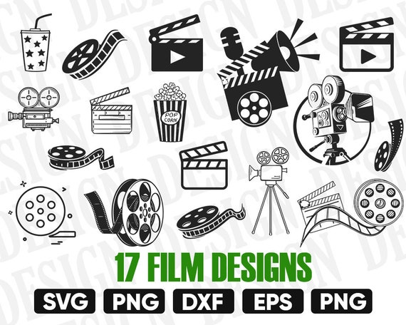 Film Logo Images, Stock Photos & Vectors   Shutterstock