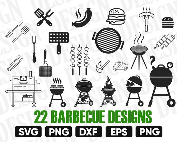 Free To all dads, scoundrels, jedi and star wars families across the galaxy, happy father's day! Barbecue Svg Bbq Svg Grill Svg Grilling Svg Barbeque Svg Etsy SVG, PNG, EPS, DXF File