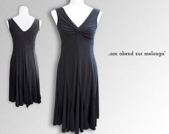 "Tango Dress ""In the evening to the Melonga"" dance dress"