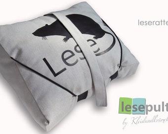 Lesepultli Bookworm/Reading Pillow