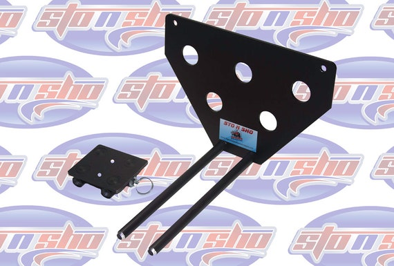 NEW FRONT LICENSE PLATE BRACKET HOLDER FOR 2010-2012 FORD MUSTANG FO1068128