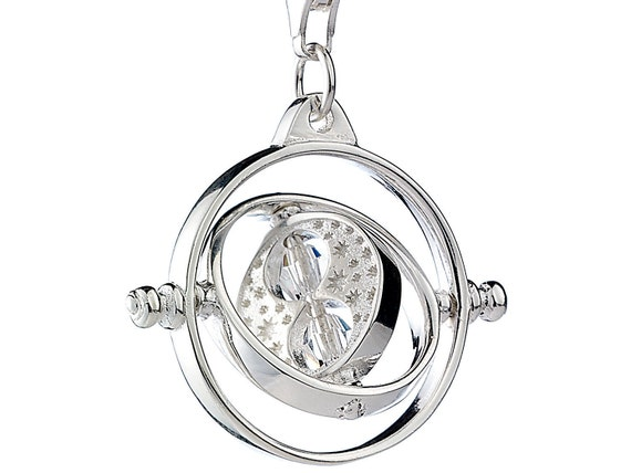 Official Harry Potter Sterling Silver Time Turner Clip on   Etsy