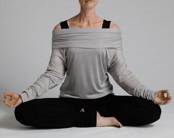 Yoga, wellness pants black