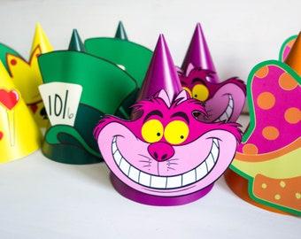 Wonderland Birthday Etsy