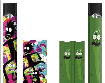 2 PackPickle Rick & Morty new look JUUL | Etsy