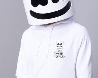 3cfbf5db Fortnite x Marshmello Adult Hooded Sweatshirt