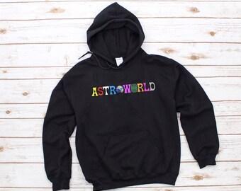 37fd4f40cdce Travis Scott Hooded Sweatshirt
