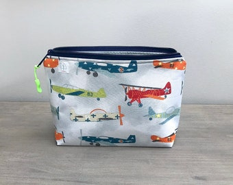 Airplane Travel Pouch