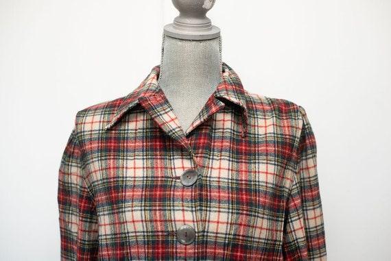 Vintage 1940's  1950's Pendleton 49er Jacket Shirt