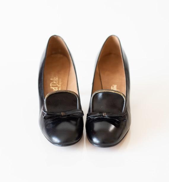 Superbes chaussures Vintage et par Vaux de la société Dayton Dayton Dayton 1940s 1950s   Matière Choisie  09990f