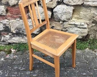 1900 jahrhundert stuhl geflochten friseurstuhl