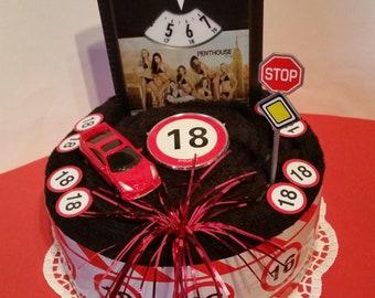 Geldgeschenk Zum 18 Geburtstag Etsy