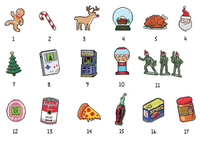 Christmas Tree Tattoo Ideas.Pick Any 3 Christmas Tattoos Small Gift Ideas Face Body Tattoo