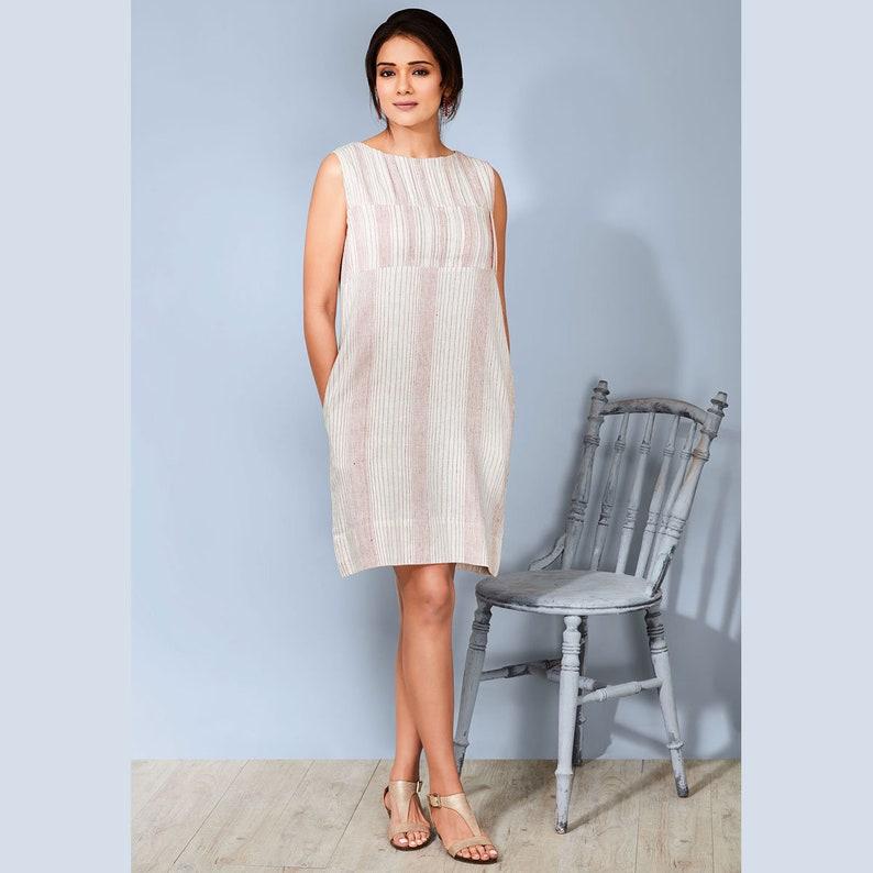 1fa79db16d98a Sofold organic cotton women's dress- Indian Summer
