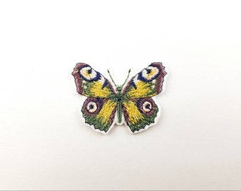 Butterfly Ironing Picture Patch Applique Patch