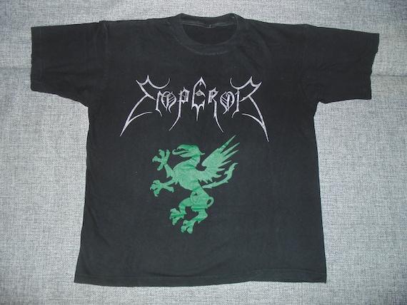 Emperor Green Dragon shirt vintage XL 1997