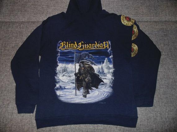 Blind Guardian Mirror Mirror hoodie XL 1998