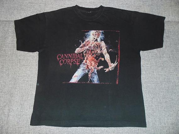 Cannibal Corpse Eaten Back To Life / European Tour