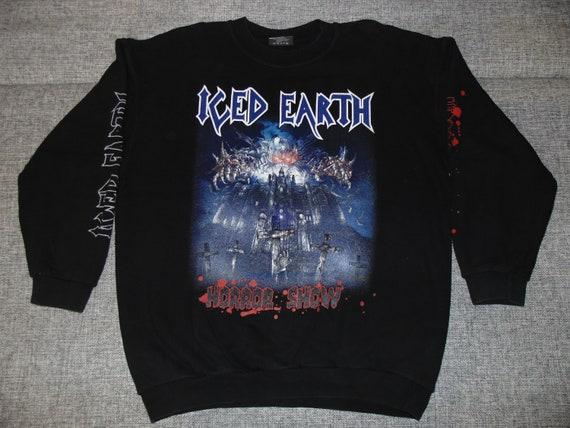 Iced Earth Horror Show sweatshirt XL 2001
