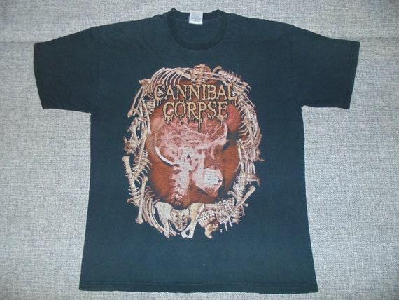 Cannibal Corpse shirt XL '00 rare deat metal