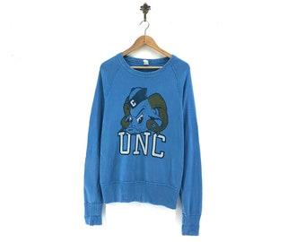 unc sweatshirt etsy