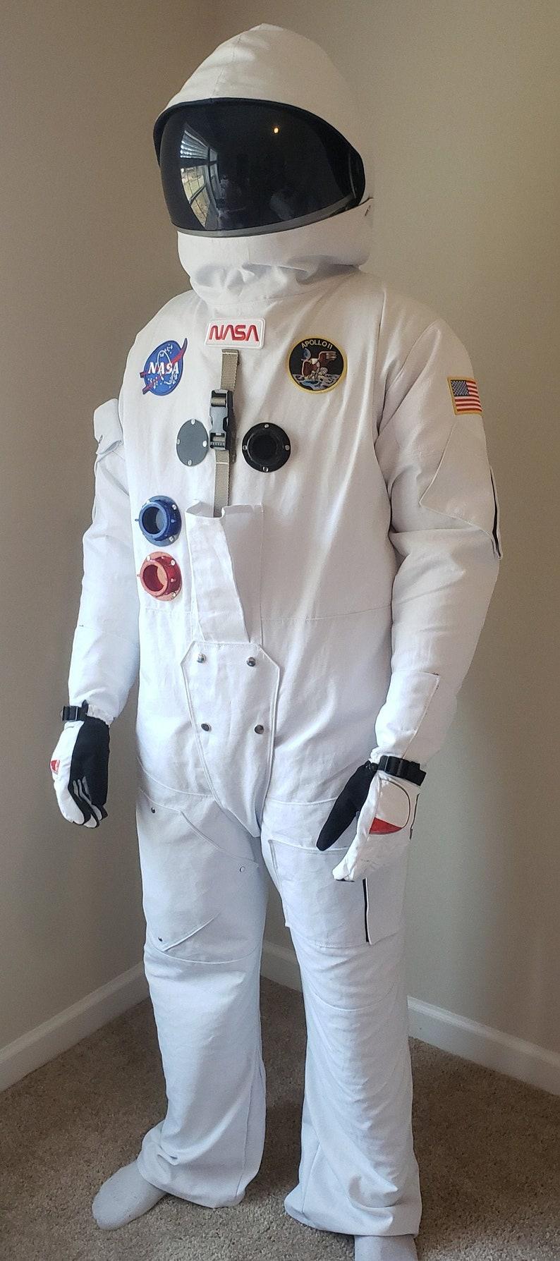 Apollo Astronaut Spacesuit Replica Unisex