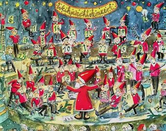 Advent Calendar Orchestra