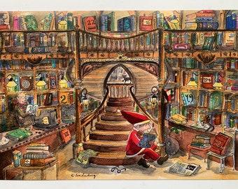 Advent calendar Library II