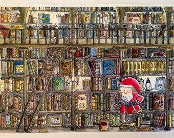 Advent calendar Library