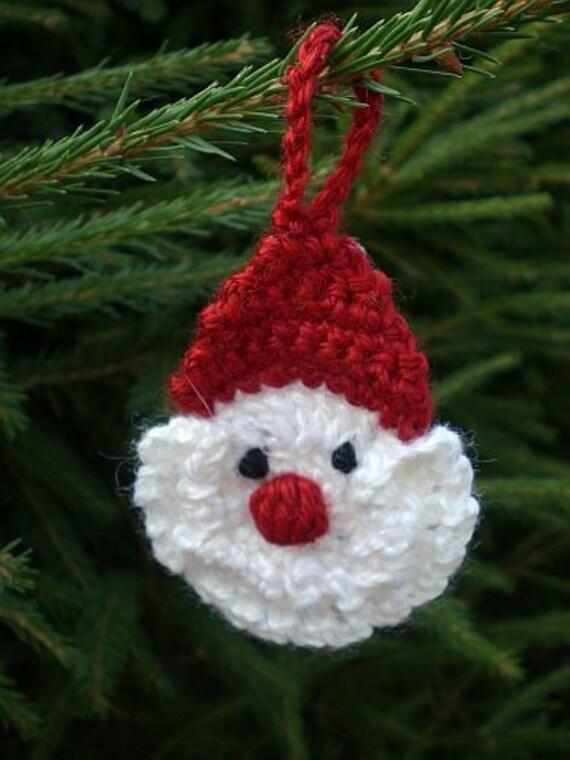 Weihnachten Wichtel häkeln Handarbeit gehäk... | Etsy