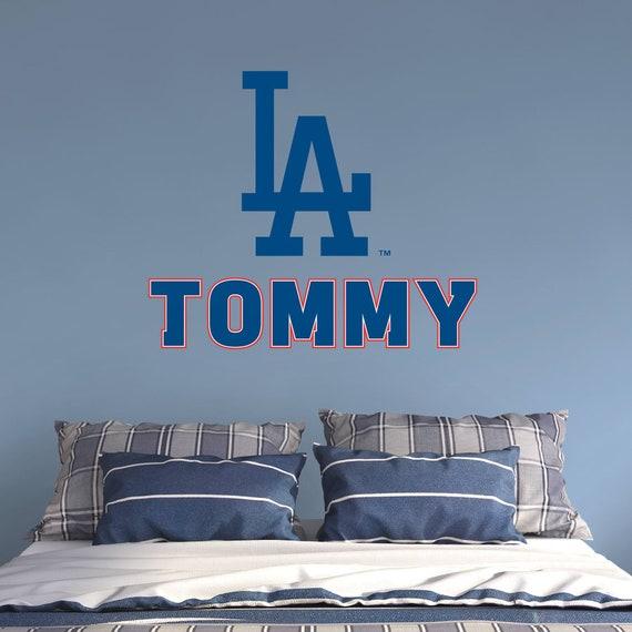 2 Los Angeles Dodgers StandardQueen Pillowcase