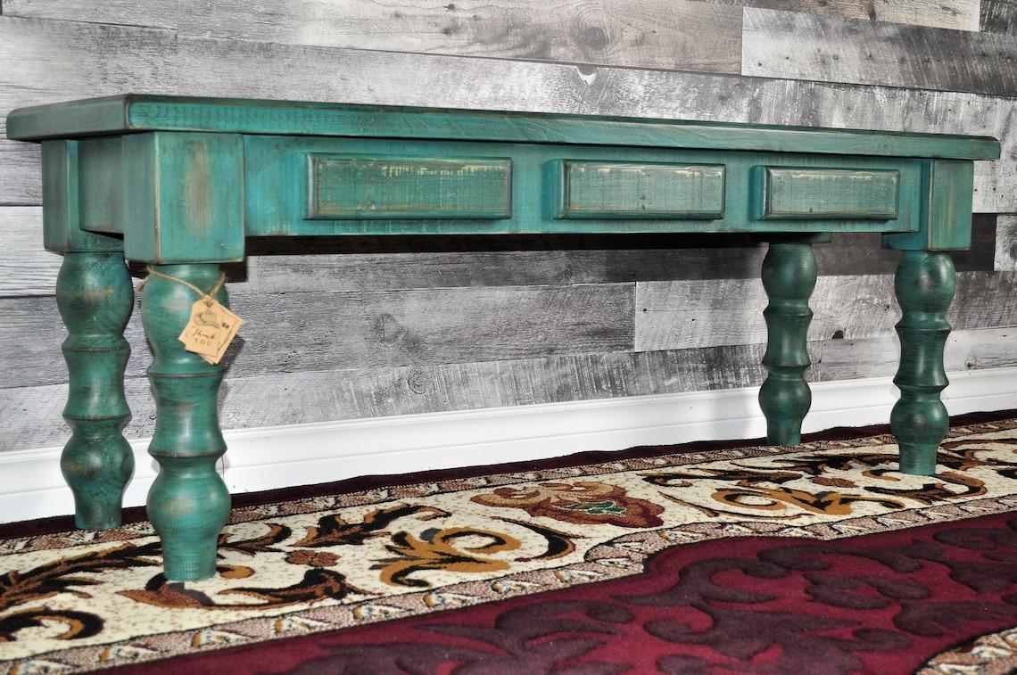 Unfinished Farmhouse Bench/Coffee Table Legs- Woodlegs, Hand Turned Legs, Furniture Legs, DIY Legs, Bench Legs, Wooden Legs