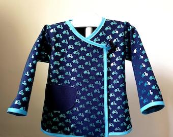 Vespa patterned jacket