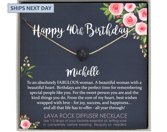 40th Birthday Gifts For Women Gift Ideas 40 Year Old Woman And Fabulous