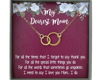 sentimental gifts for mom birthday gift mom necklace for mom gift mom christmas gift for mom