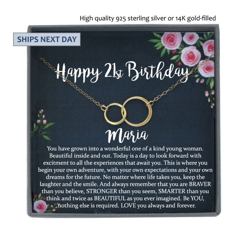 21st Birthday Gift For Daughter Ideas