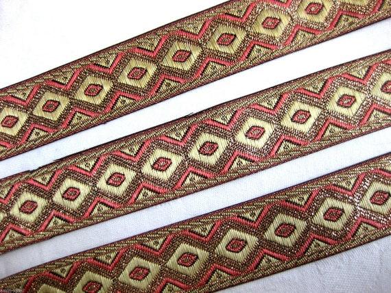 B239 1m Borte in verschiedenen Farben 27mm breit